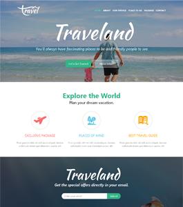Traveland by ScriptEvolve