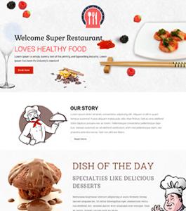 Super Restaurant by ScriptEvolve