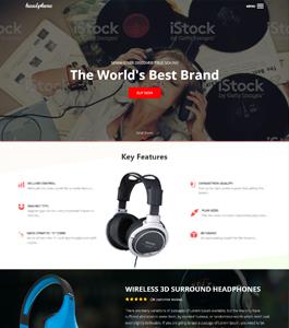 Headphone by ScriptEvolve