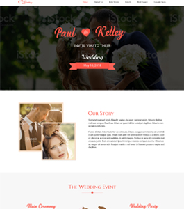 Paul + Kelly Wedding by ScriptEvolve